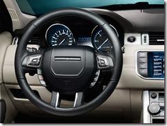 Range Rover Evoque - Prestige - Steering Wheel