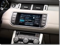 Range Rover Evoque - Prestige Touchscreen