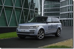 Range Rover Hybrid from the Frankfurt Autoshow (11)