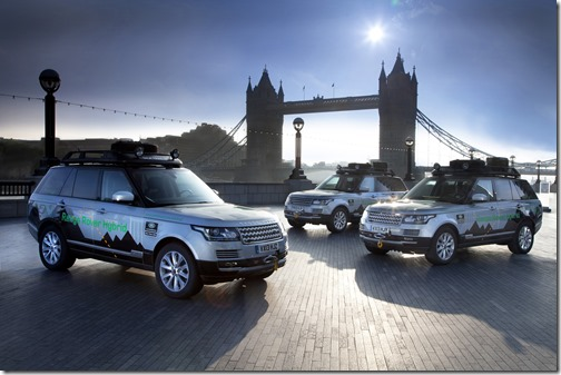 Range Rover Hybrid on Silk Trail (4)