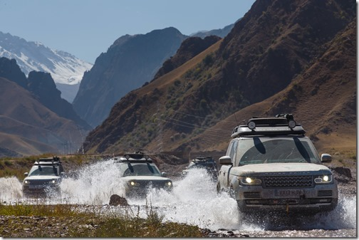 Range Rover Hybrid on Silk Trail (61)