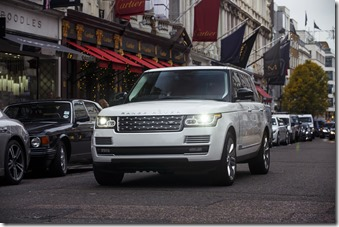 Range Rover LWB in London (8)