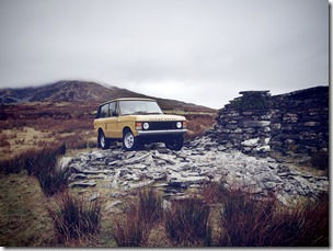 Range Rover Reborn - Land Rover Classic (1)