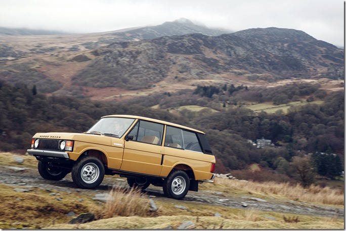 Range Rover Reborn - Land Rover Classic (14)