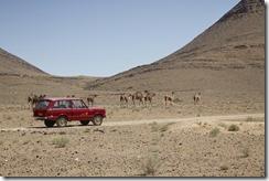 Range Rover - Velar Prototype in Morocco 2012 (2)