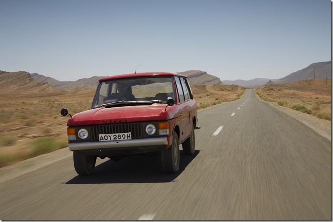 Range Rover - Velar Prototype in Morocco 2012 (6)