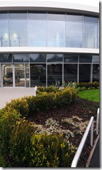 Visitor Centre at Land Rover Solihull (6)