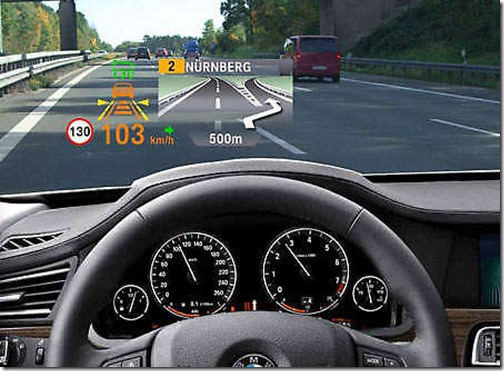 2014 Range Rover Sport Getting Head Up Display Hud Just