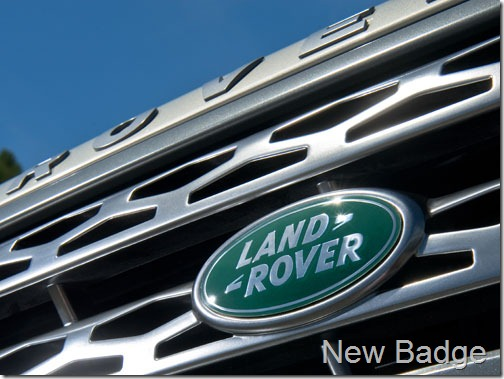 newlandroverbadge