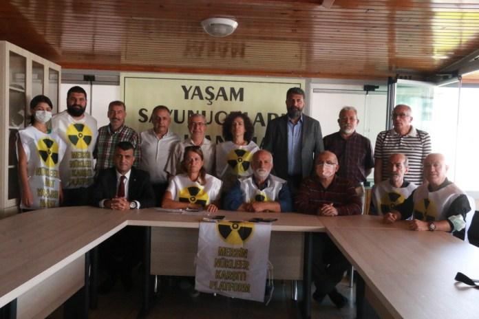 NKP'den duruşmaya çağrı: Nükleer Karşıtları Yargılanamaz!
