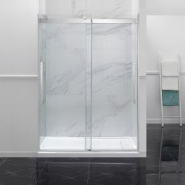 OVE DECORS Montebello 60 CH Alcove Frameless Shower
