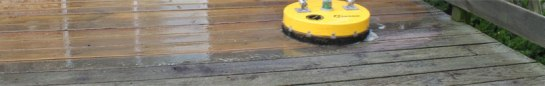 Decking Cleaning Services