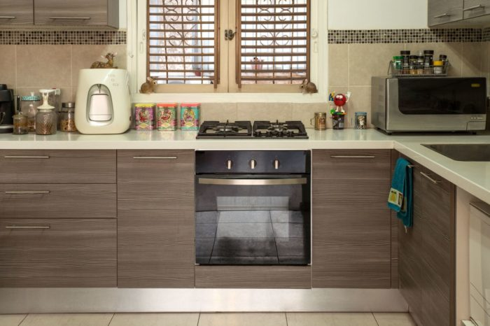 domestic and microwave oven cleaning