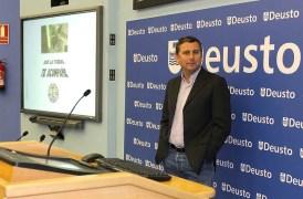 Guillermo Vilarroig, director de Overalia, en el Aula de Marketing Deusto