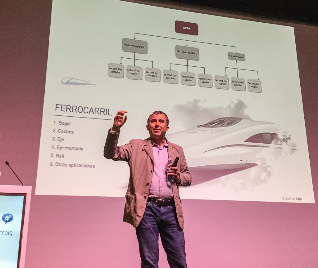 Conferencia de Guillermo Vilarroig sobre Sales Industry 4.0