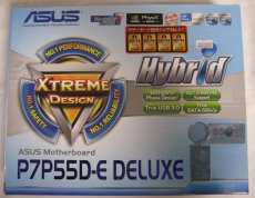 Asus P7P55D-E Deluxe 1