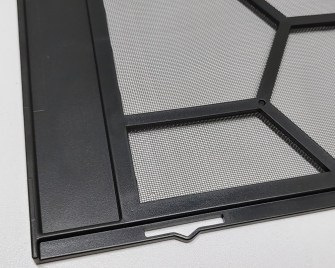 Bottom Filter - Close Up