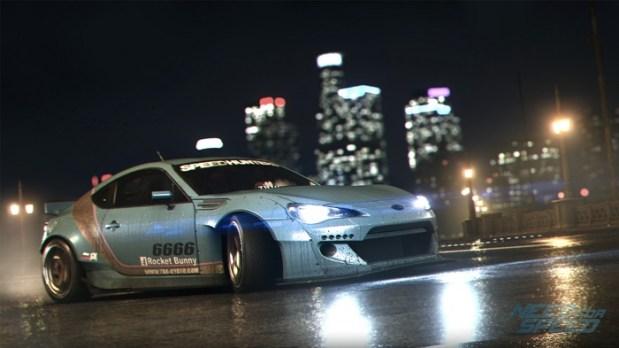 Игроки Need for Speed смогут зарабатывать деньги, распространяя скриншоты из игры