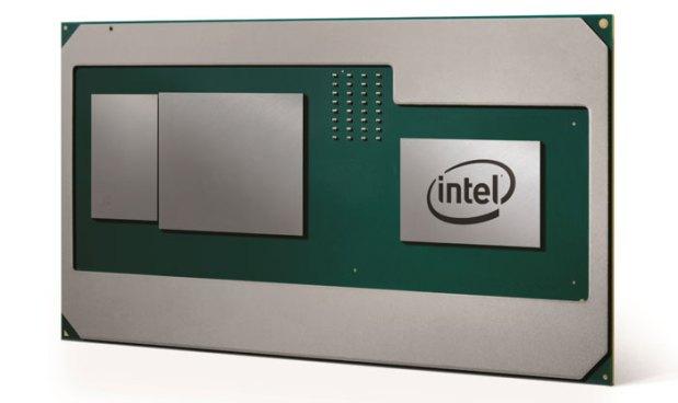 Многочиповый модуль от Intel