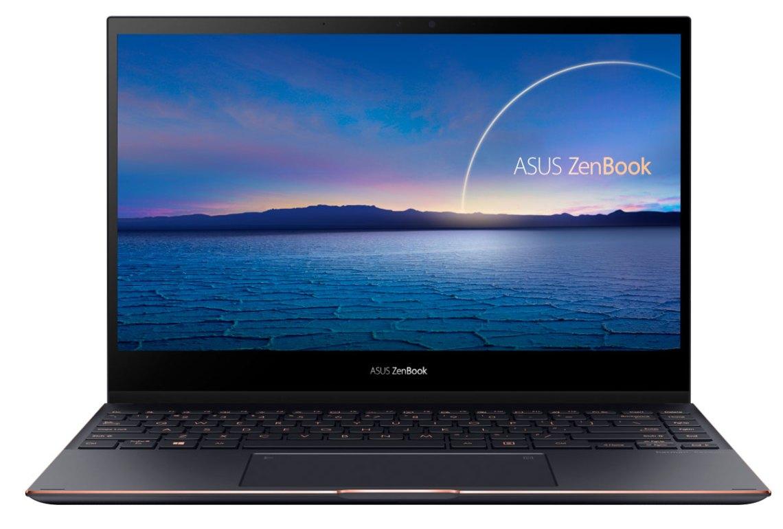 В Украине начались продажи ASUS ZenBook Flip S с OLED-дисплеем, АБЗАЦ