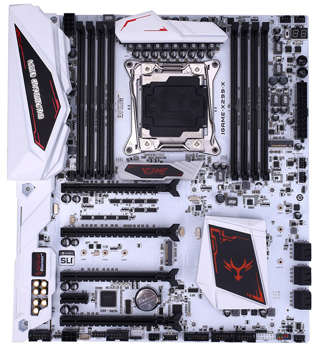 iGame X299 Vulcan X