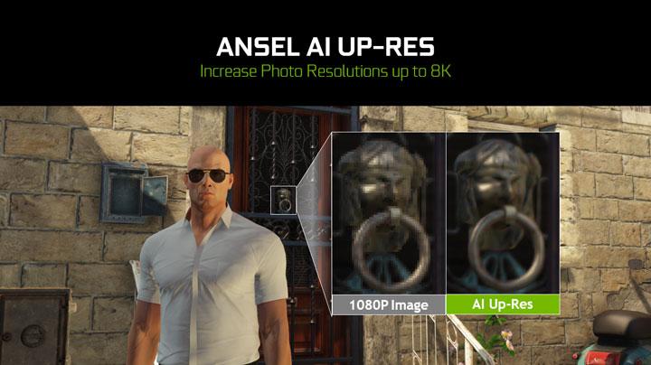 Ansel RTX