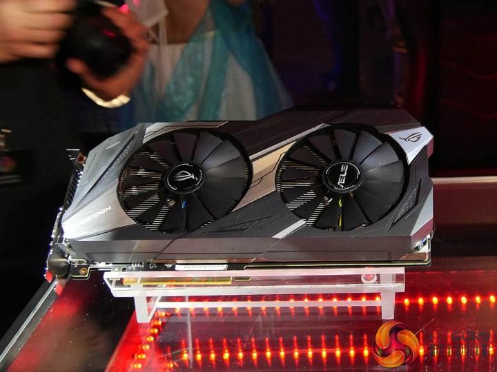 ASUS ROG Poseidon GeForce GTX 1080 Ti