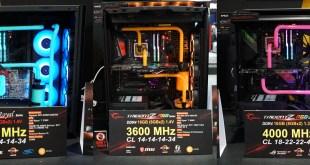 Computex 2019; G.SKILL Menampilkan Kit Demo Langsung DDR4 Ekstrim – Hingga DDR4-4000 384GB & DDR4-5200 16GB