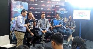 Yu-Gi-Oh! Duel Link Hadir Pada Indonesia Comic Con 2019