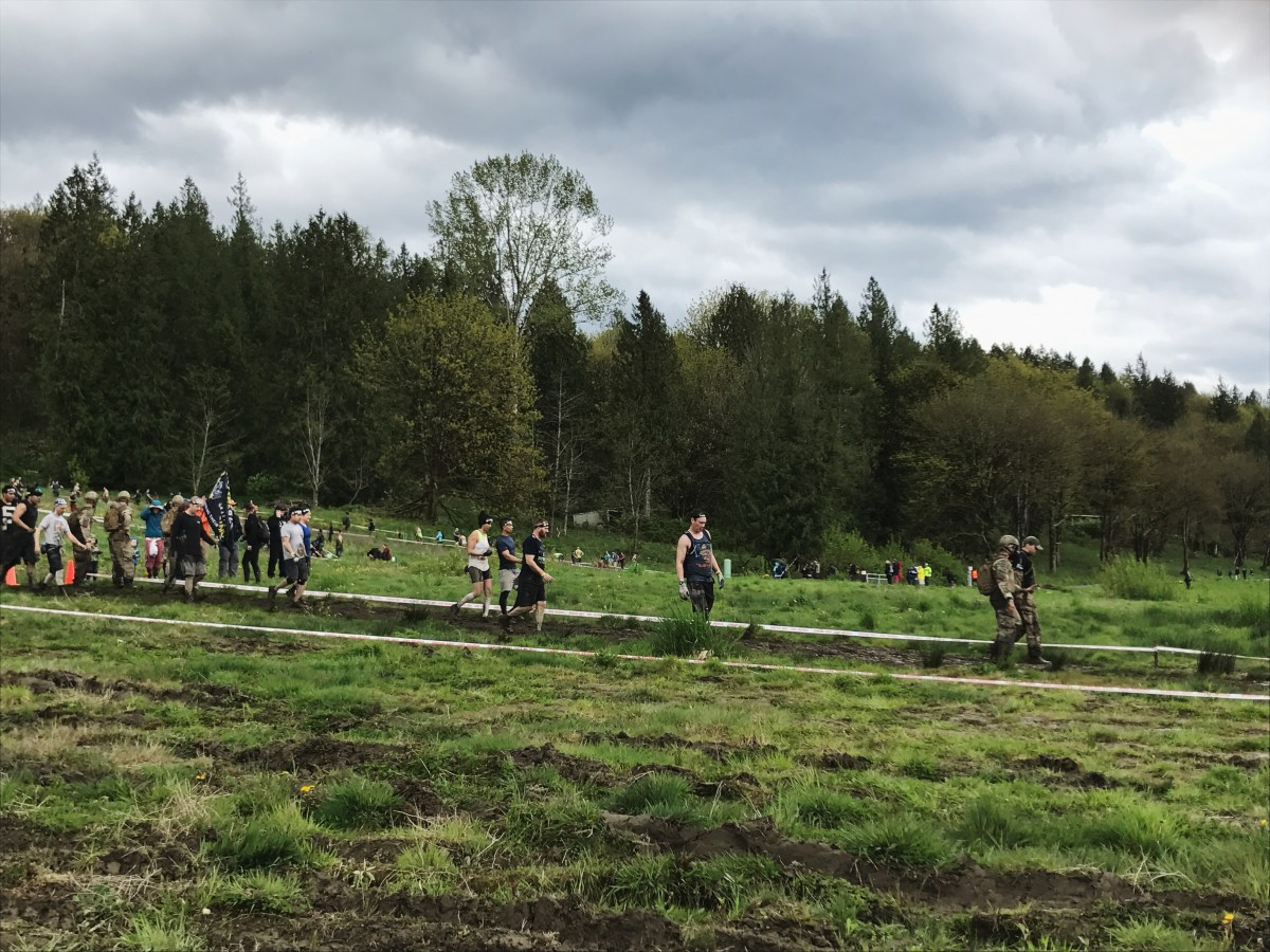 Mud, Green and Glory - the Seattle Spartan Super/Sprint Review