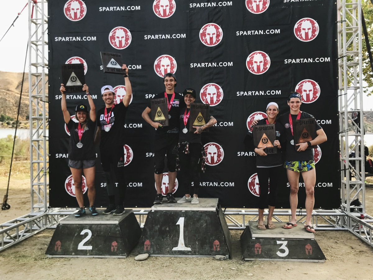 Live from the LA Spartan Sprint