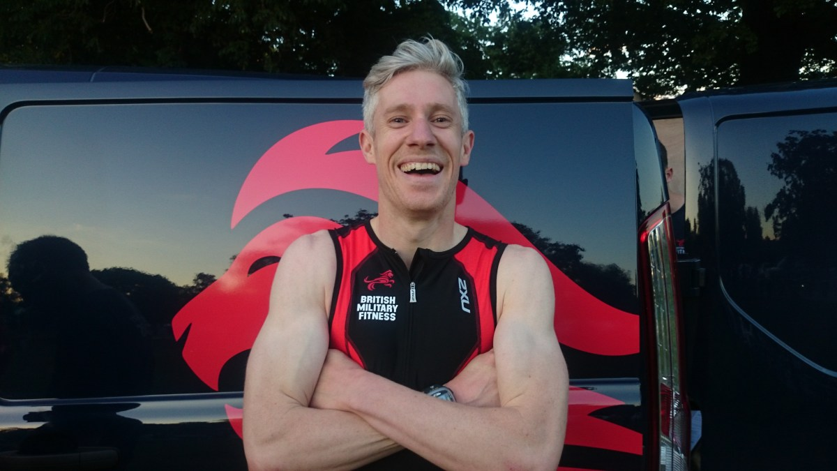 OCR in the UK, Balance in OCR, and Marathon Mentality with David Hellard