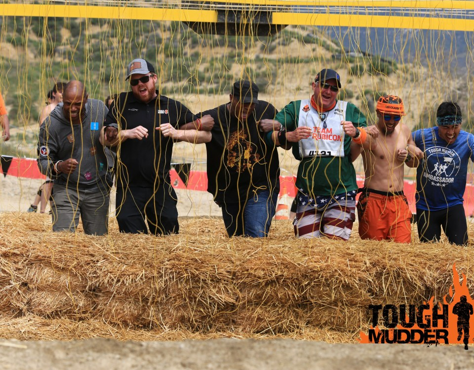 Tough Mudder Archives - Overcome and Run Podcast