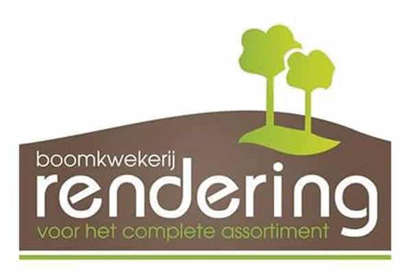 Boomkwekerij Rendering logo