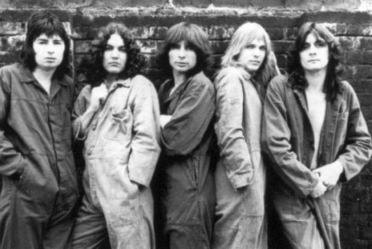 Exclusive Interview Phil Mogg of UFO