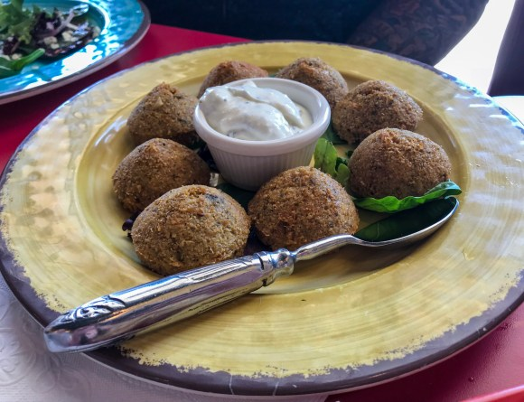 SImply Falafel in Edmond, OK