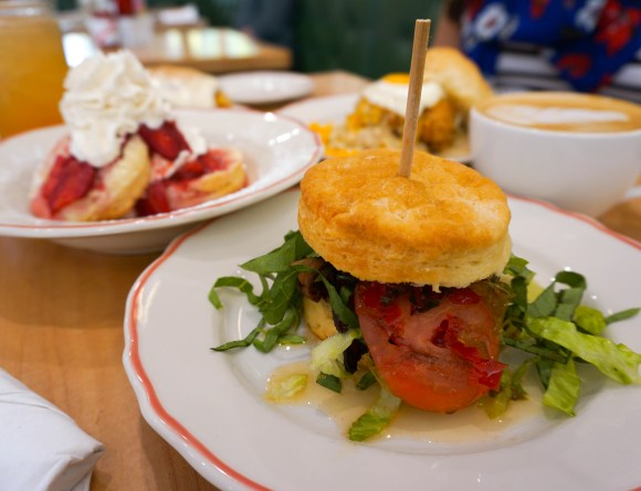 HunnyBunny Biscuit Co in Oklahoma City has some of the best biscuits around