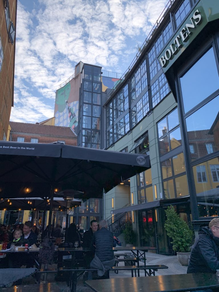 foodie's guide to Denmark: bolten's food court