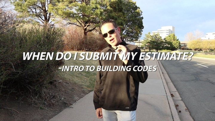 When to Submit Estimate to Insurance Company
