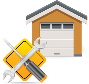 how to manually open a roller garage door