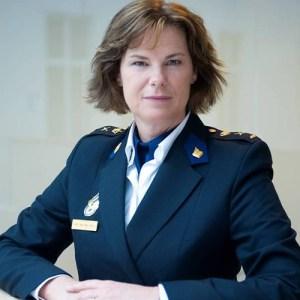Jannine van den Bergh