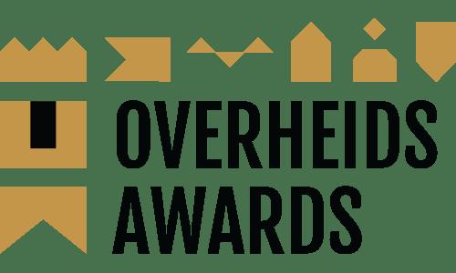 Overheidsawards | Nominatieperiode is geopend! | 24 maart