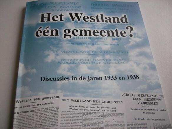 Dit boek is verkrijgbaar bij Historisch Archief Westland