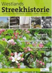 Het nieuwe exemplaar van het kwartaalmagazine van het museum.
