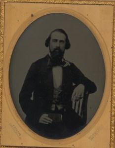 Burgemeesterszoon James de Fremery