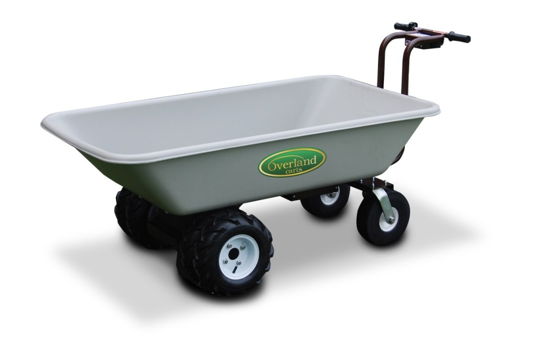 Electric carts overland carts for Motorized trailer dolly rental