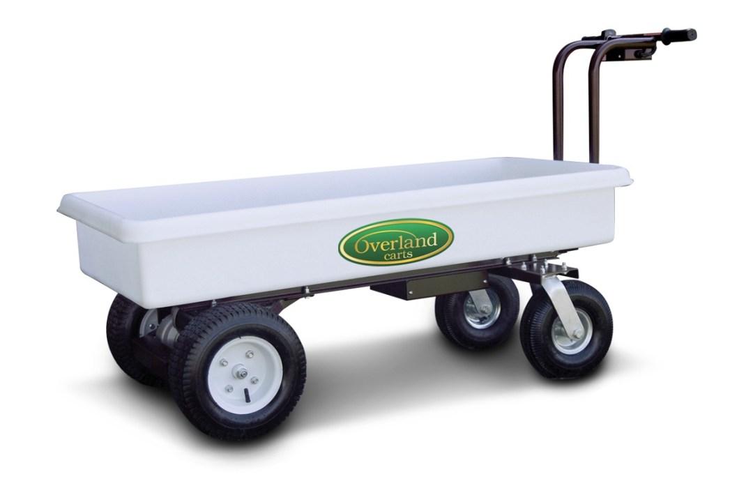 Electric Garden Carts Overland Carts