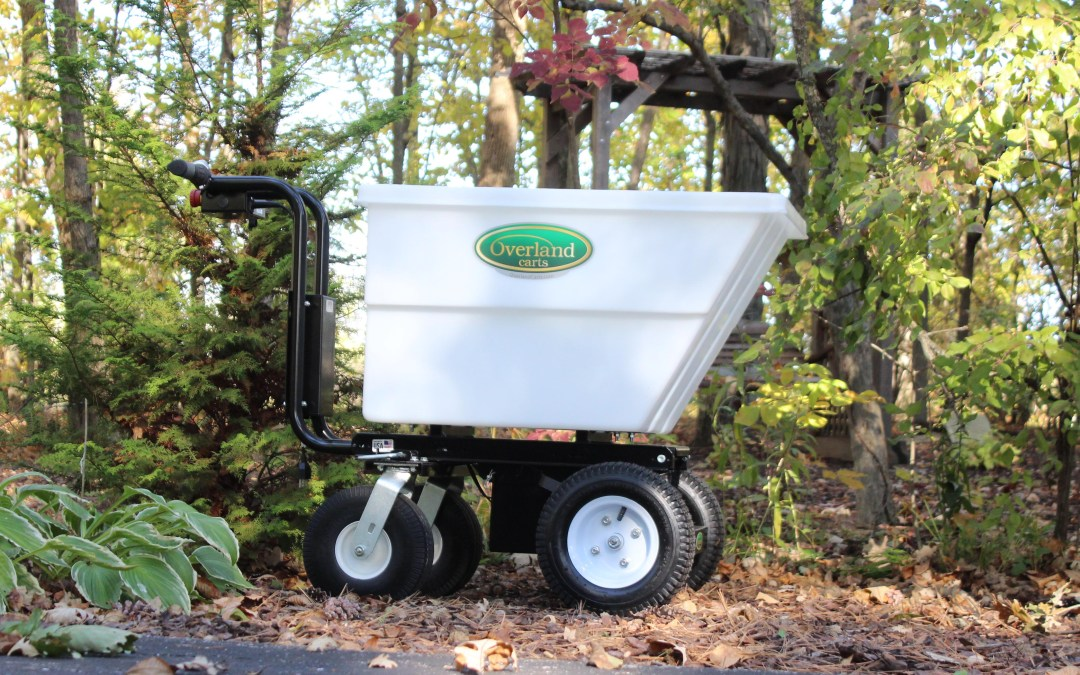 Overland Carts Celebrates 10 Years with Cart Giveaway!