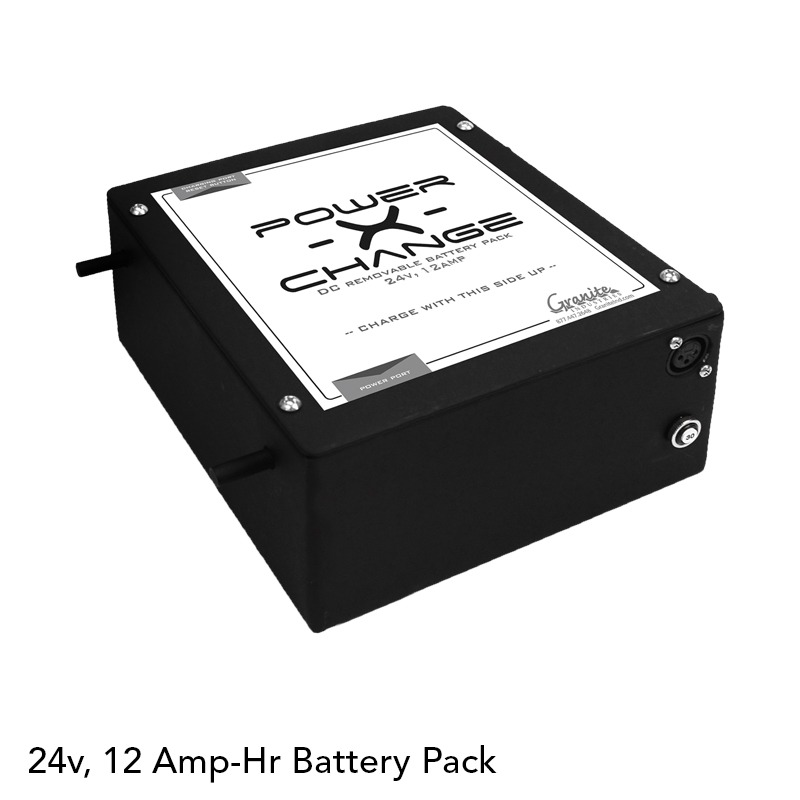 Battery Pack - 24v 12 Amp