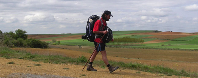 Camino de Santiago Film available on Youtube.